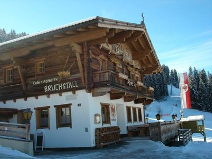 Bruchstall, Cafe-Bar